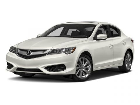 Pre-Owned 2017 Acura ILX Base FWD 4dr Car