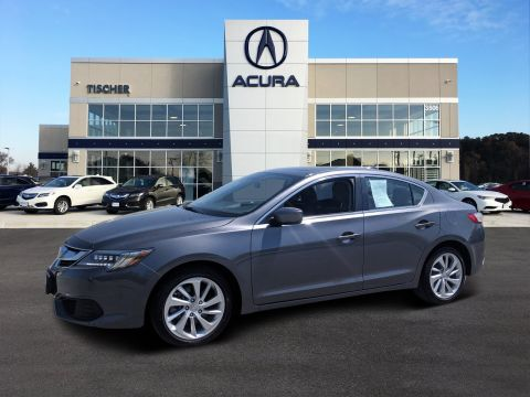Pre-Owned 2017 Acura ILX 2.4L Front Wheel Drive 4dr Car