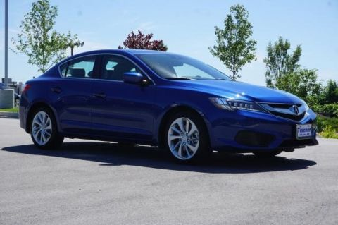 Pre-Owned 2018 Acura ILX Technology Package FWD 4D Sedan