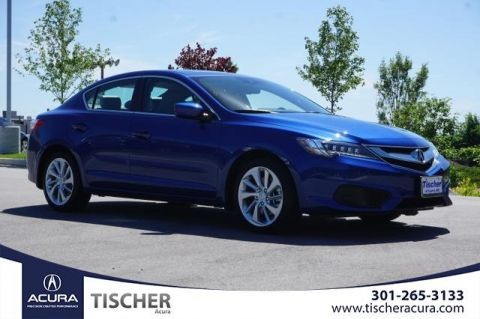 Certified Pre-Owned 2018 Acura ILX with Technology Plus Package FWD 4D Sedan