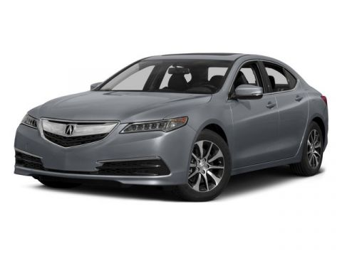 Certified Pre-Owned 2015 Acura TLX 2.4 8-DCT P-AWS FWD 4dr Car