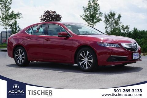 Certified Pre-Owned 2017 Acura TLX 2.4 8-DCT P-AWS FWD 4D Sedan