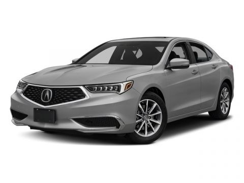 Pre-Owned 2018 Acura TLX 2.4L FWD 4dr Car