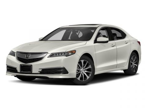 Pre-Owned 2017 Acura TLX with Technology Pkg