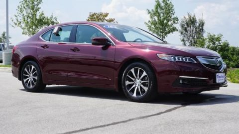 Certified Pre-Owned 2016 Acura TLX 2.4 8-DCT P-AWS with Technology Package FWD 4D Sedan