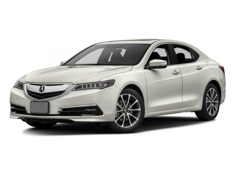Certified Pre-Owned 2016 Acura TLX 3.5 V-6 9-AT P-AWS with Technology Package