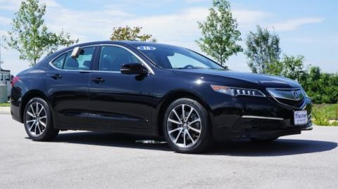 Certified Pre-Owned 2016 Acura TLX 3.5 V-6 9-AT P-AWS with Technology Package FWD 4D Sedan