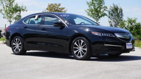 Certified Pre-Owned 2017 Acura TLX 3.5 V-6 9-AT P-AWS with Technology Package FWD 4D Sedan