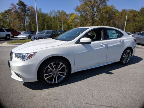 Pre-Owned 2019 Acura TLX V6 w/Technology Pkg