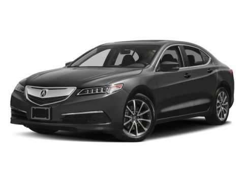 Pre-Owned 2017 Acura TLX V6 with Technology Pkg