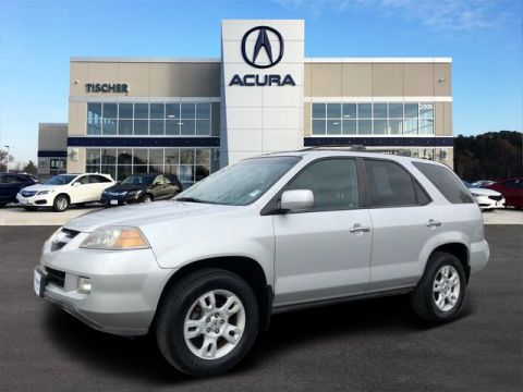 Pre-Owned 2004 Acura MDX Touring Pkg 4WD