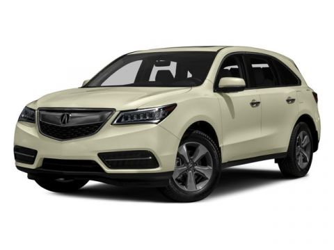 Certified Pre-Owned 2016 Acura MDX Base FWD Sport Utility