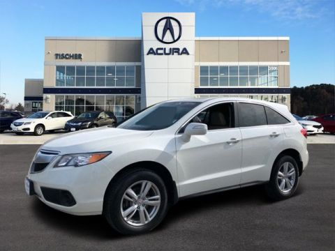 Certified Pre-Owned 2015 Acura RDX Base FWD Sport Utility