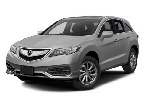 Pre-Owned 2017 Acura RDX AcuraWatch Plus Package FWD Sport Utility