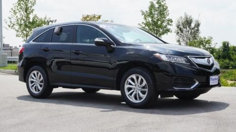 Certified Pre-Owned 2017 Acura RDX Base FWD 4D Sport Utility
