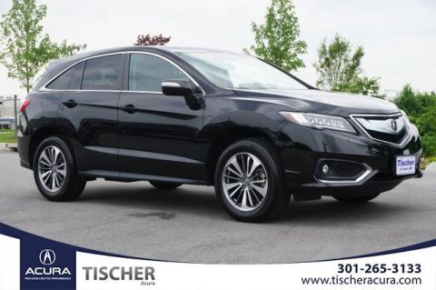 Certified Pre-Owned 2016 Acura RDX AWD with Advance Package