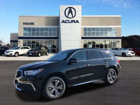 New 2017 Acura MDX Base FWD Sport Utility