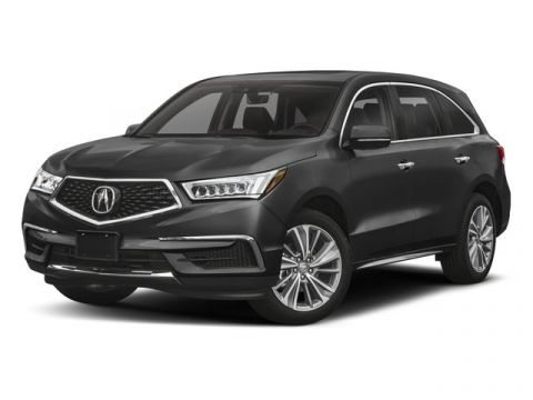 Pre-Owned 2018 Acura MDX with Technology/Entertainment Pkg