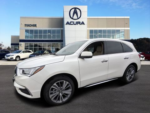 New 2018 Acura MDX SH-AWD with Technology and Entertainment Packages