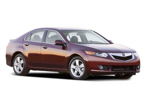 Pre-Owned 2009 Acura TSX Base FWD 4dr Car