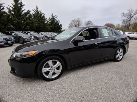 Pre-Owned 2010 Acura TSX  Front-Wheel Drive 4dr Car