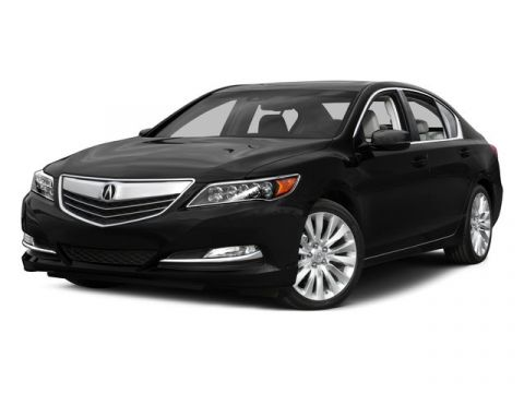 Pre-Owned 2015 Acura RLX Tech Pkg