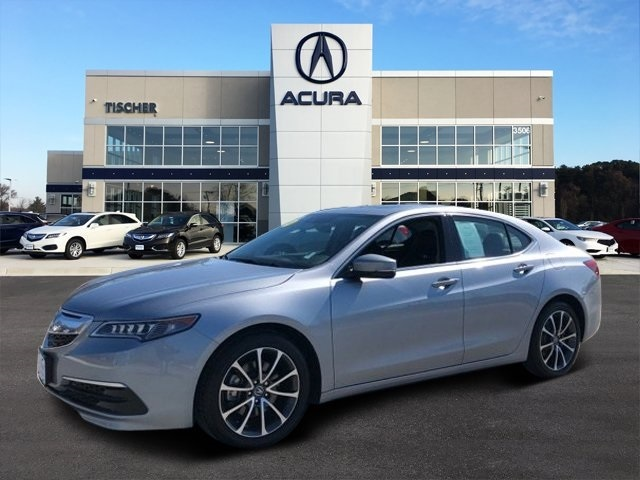 New 2016 Acura TLX 3.5 V-6 9-AT P-AWS with Technology Package