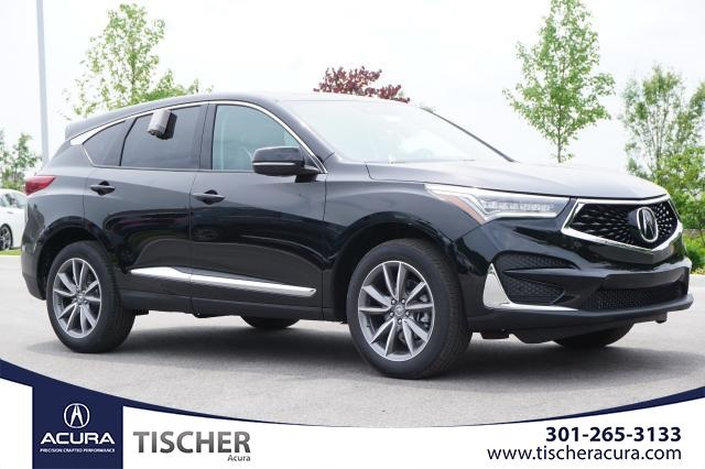 new 2019 acura rdx sh awd tech 4d sport utility in laurel aa82702