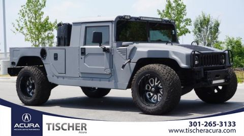 Pre-Owned 1995 Hummer H1 Hard Top