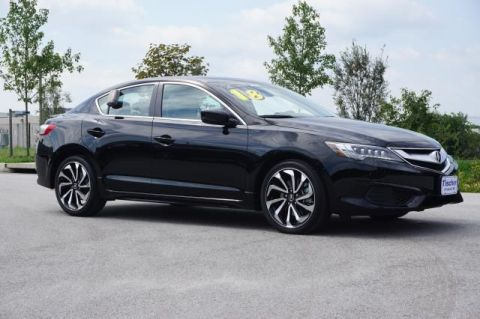 Certified Pre-Owned 2018 Acura ILX Special Edition FWD 4D Sedan