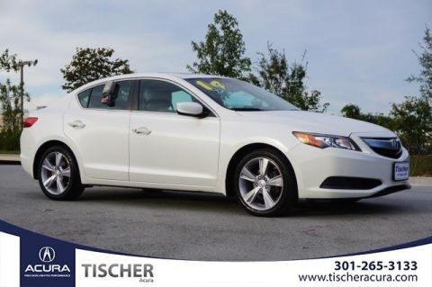 Pre-Owned 2014 Acura ILX 2.0L FWD 4D Sedan