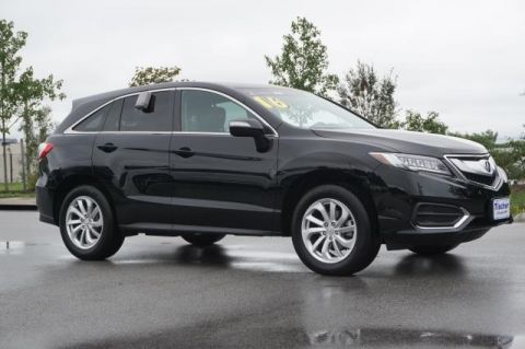 Certified Pre-Owned 2016 Acura RDX Base FWD 4D Sport Utility