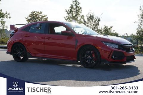 Pre-Owned 2017 Honda Civic Type R Touring